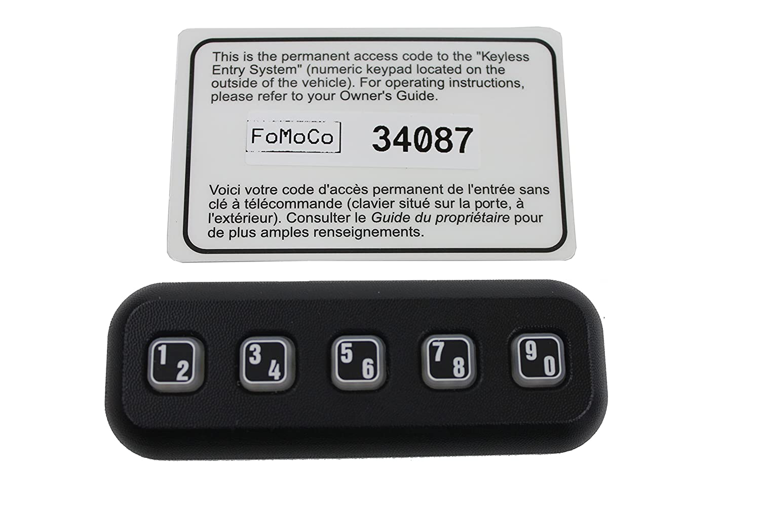 Good Sam Club Open Roads Forum Ford Cab Keyless Remote