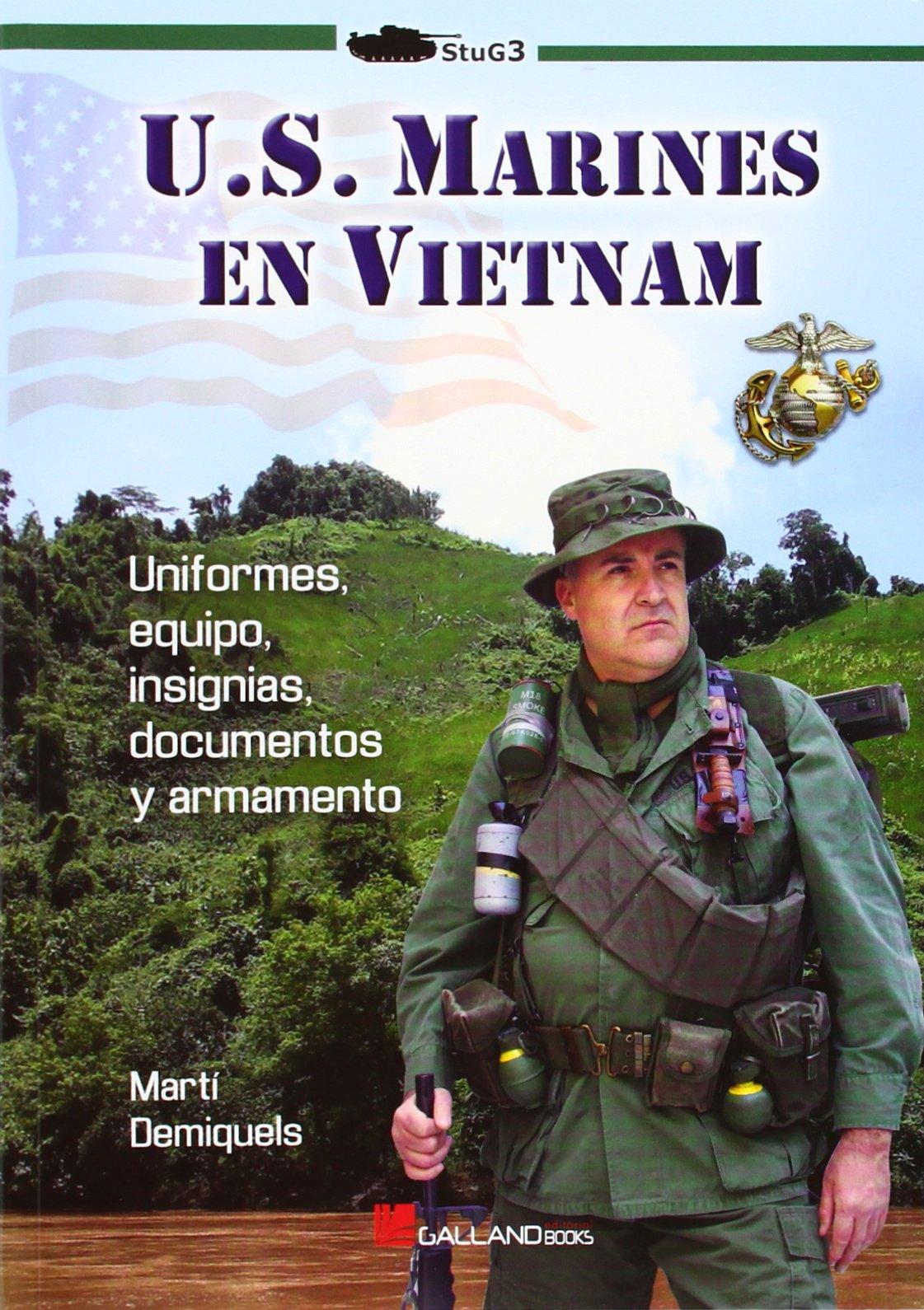 Los marines en la guerra de Vietnam (Spanish) Paperback – 2014