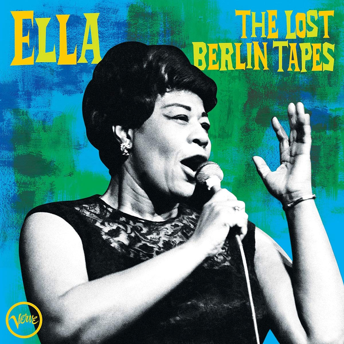 Book Cover: Ella: The Lost Berlin Tapes