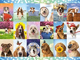 product image for Buffalo Games - It's a Ruff Life - 1500 Piece Jigsaw Puzzle
