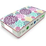 Halo Bolt 57720 Mwh Portable Phone Charger Power Bank Car Jump Starter - Rose Floral