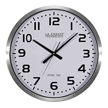 extra large wall clocks uk very la technology atomic clock for sale