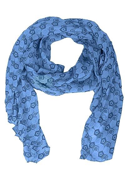30/% Seide Modisches Tuch Halstuch Schal Dunkelgrau oder Hellgrau NEU!