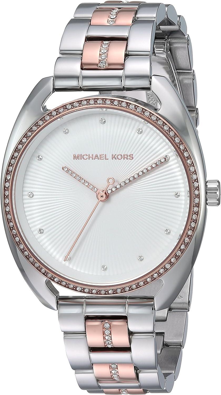 Michael Michael Kors - Michael korslibby - Reloj - Silver-Coloured/Rosã©Gold-Coloured