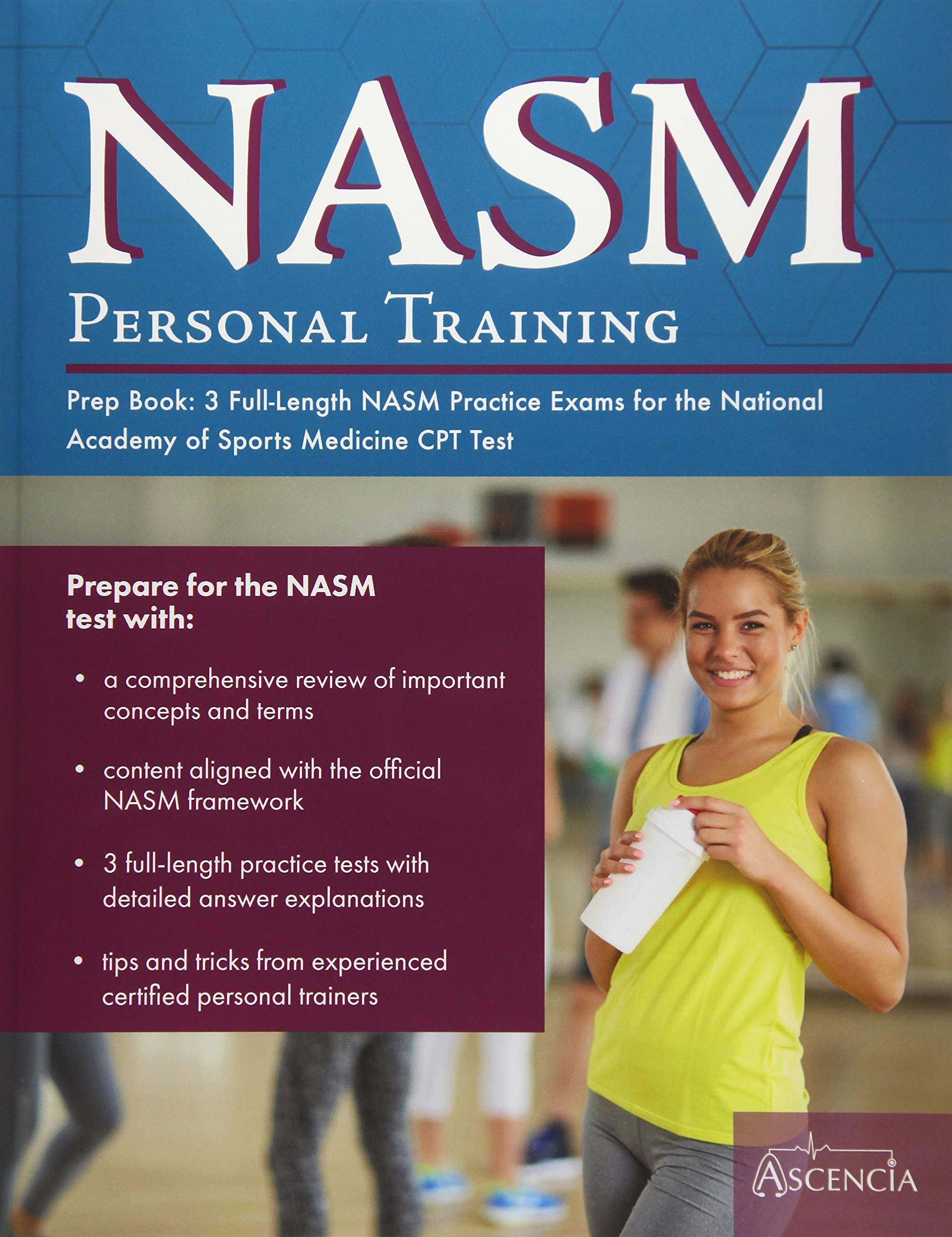 Nasm Personal Training Prep Book 3 Full Length Nasm Practice Exams