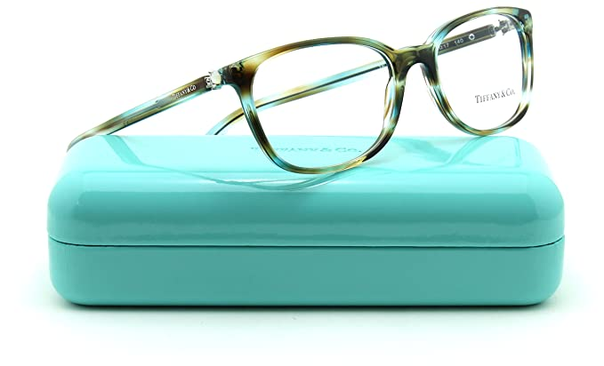 d80fac25cea Image Unavailable. Image not available for. Color  Tiffany   Co. TF 2109-HB  Women Eyeglasses RX - able ...
