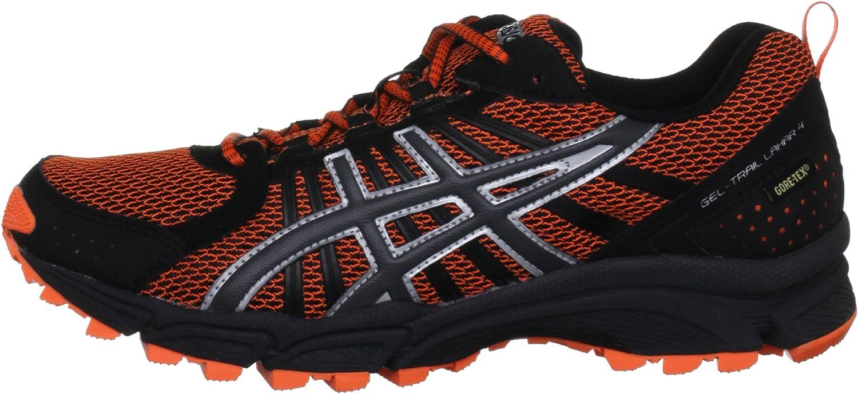 maduro Gobernable siglo  Amazon.com | ASICS Gel-Trail Lahar 4 GTX Running Shoes - 15 - Black | Shoes