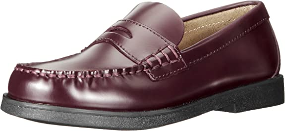 Sperry Colton Penny Loafer (Toddler/Little Kid/Big Kid),Burgundy,6 M US Big Kid best boys' dress shoes