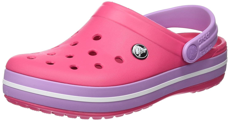 Crocs Band Clog, Sabots B075J9GLR1 Mixte Clog, Adulte 9599 Rose (Paradise Pink/Iris) 9ebb822 - piero.space