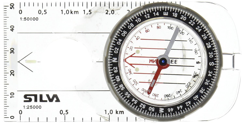 SILVAコンパス モデル3レンジャー(ミル目盛付) B001OKIJOO