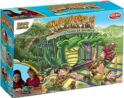 Bizak - No Despiertes Al Cocodrilo 35001902: Amazon.es: Juguetes y juegos