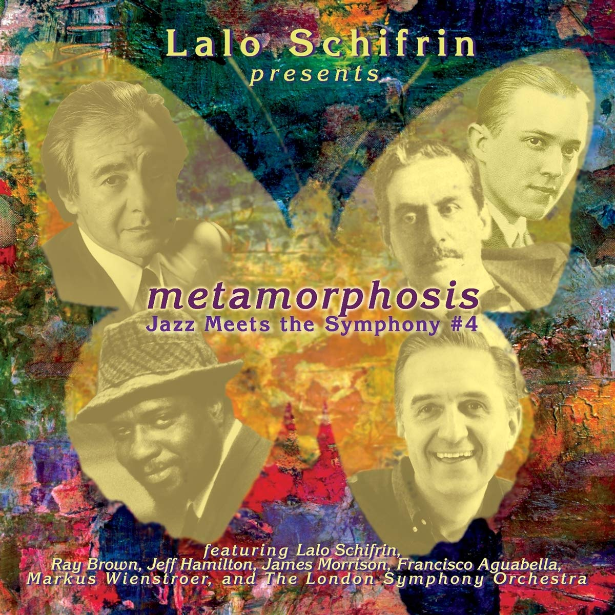 Metamorphosis: Jazz Meets the 4 Popular products Outstanding No. Symphony