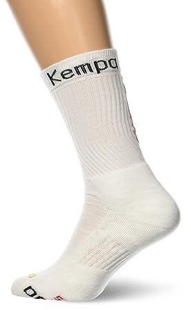 Kempa - Calcetines de la DHB weiá Talla:46-50: Amazon.es: Deportes y aire libre