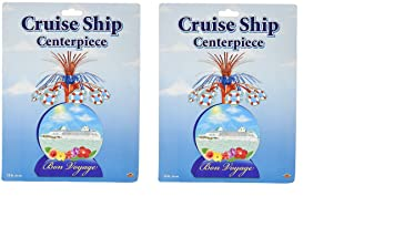 Amazoncom Cruise Ship Centerpiece Party Accessory Count - Cruise ship centerpieces