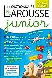 Le dictionnaire Larousse junior 7-11 ans CE/CM