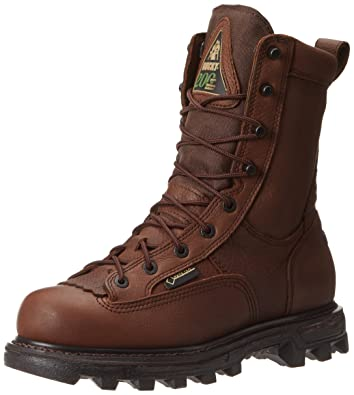 Rocky Men's Bearclaw 3d LTT Hunting Boot,Brown,8 ...