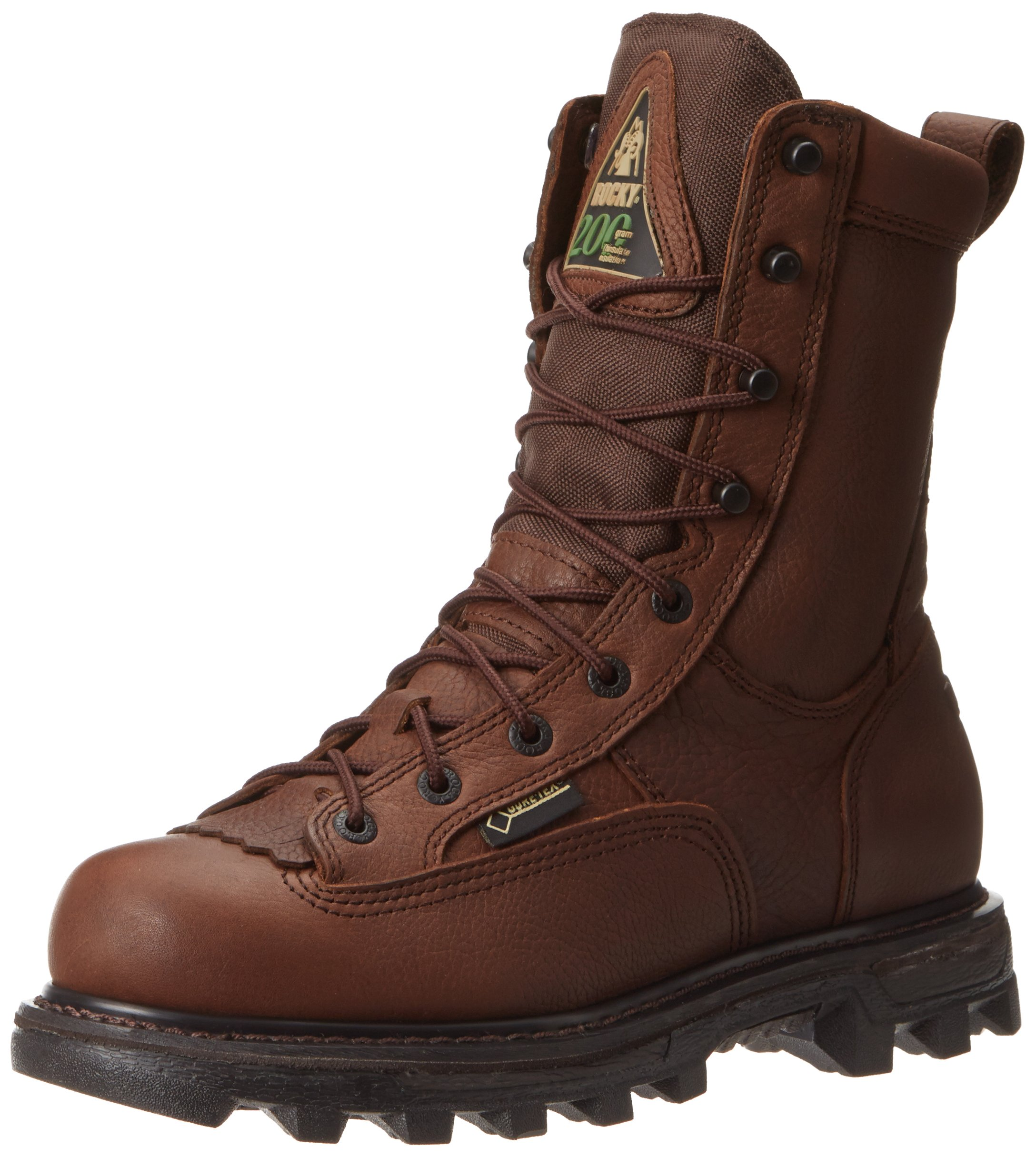 Rocky Men's Bearclaw 3d LTT Hunting Boot,Brown,9 M US