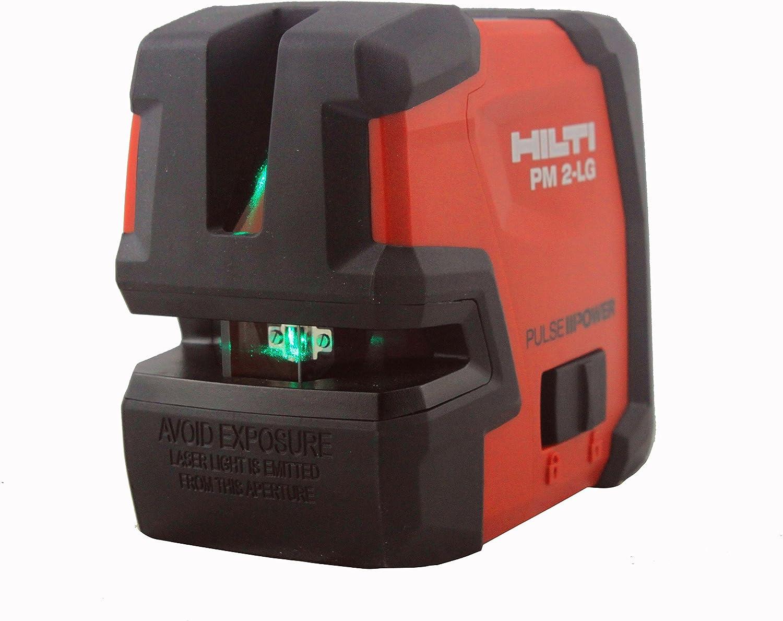 Hilti Laser Level PM 2-LG Line - Proyectores láser con línea láser ...