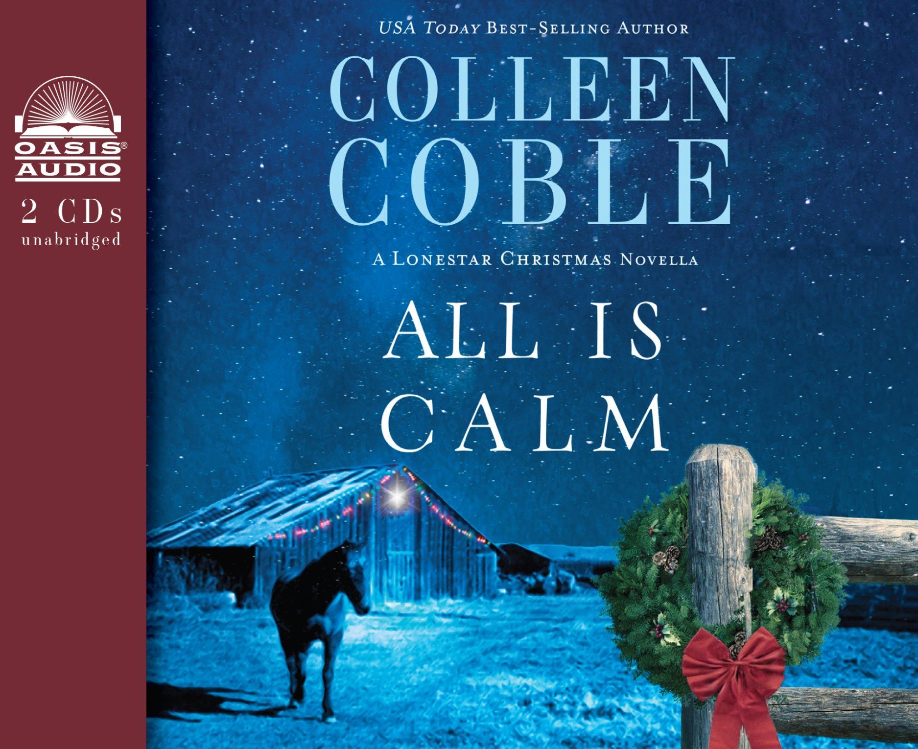 Image result for all is calm colleen coble cd