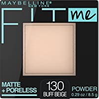 Maybelline Fit Me Matte & Poreless Pressed Powder - Buff Beige 130