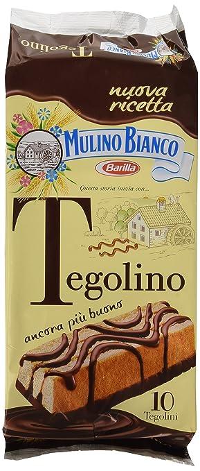 5 opinioni per Mulino Bianco Tegolino- 5 pezzi da 350 g [1750 g]