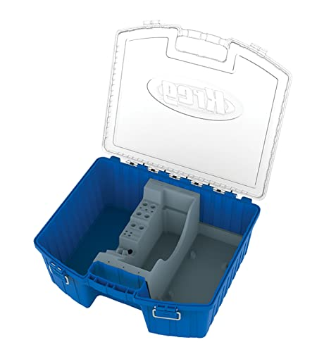 9)Kreg Tool Company System Organizer is a great choice to keep accessories and tiny parts in an organized manner.