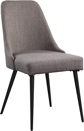 Homelegance 5626 Dining Chair Set of 2 Gray