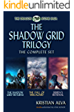The Shadow Grid Trilogy: The Shadow Grid Returns, The Fall of Miklagard, Sisren's Betrayal (Books 7-9) (Dragon Stones Trilogies Book 3)