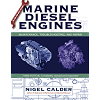 Marine Diesel Engines: Maintenance, Troubleshooting, and Repair (English Edition)