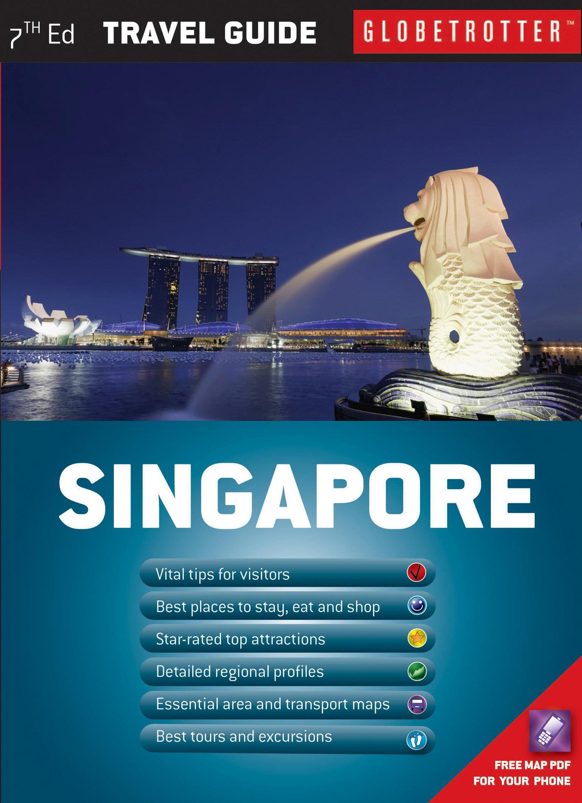 Download Singapore Travel Pack, 7th (Globetrotter Travel Packs) PDF