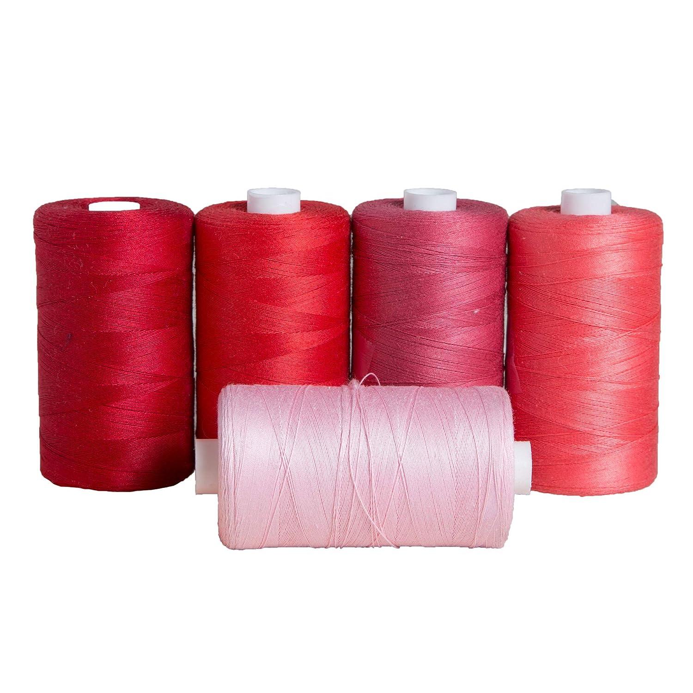 Connecting Threads 100/% Cotton Thread Ivory 1200 Yard Spool