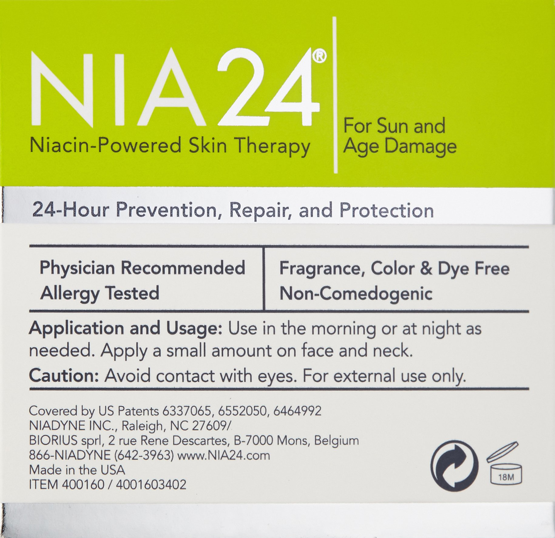 Nia 24 Intensive Recovery Complex, 1.7 fl. oz. by Nia 24 (Image #2)