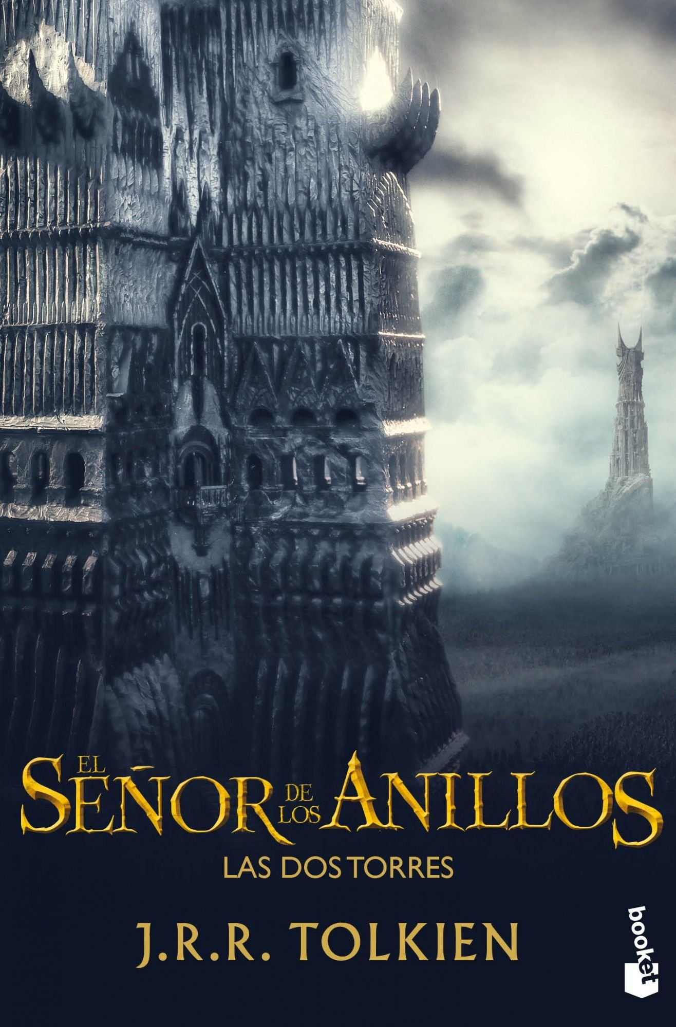 El Señor de los Anillos II. Las Dos Torres Biblioteca J. R. R. ...