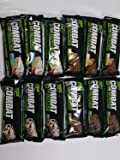 Muscle Pharm Combat Crunch #4 Variety Pack 12 Bars