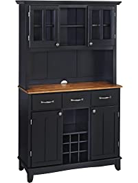 Amazing Home Styles 5100 0046 42 Buffet Of Buffets Cottage Oak Wood Top Buffet With