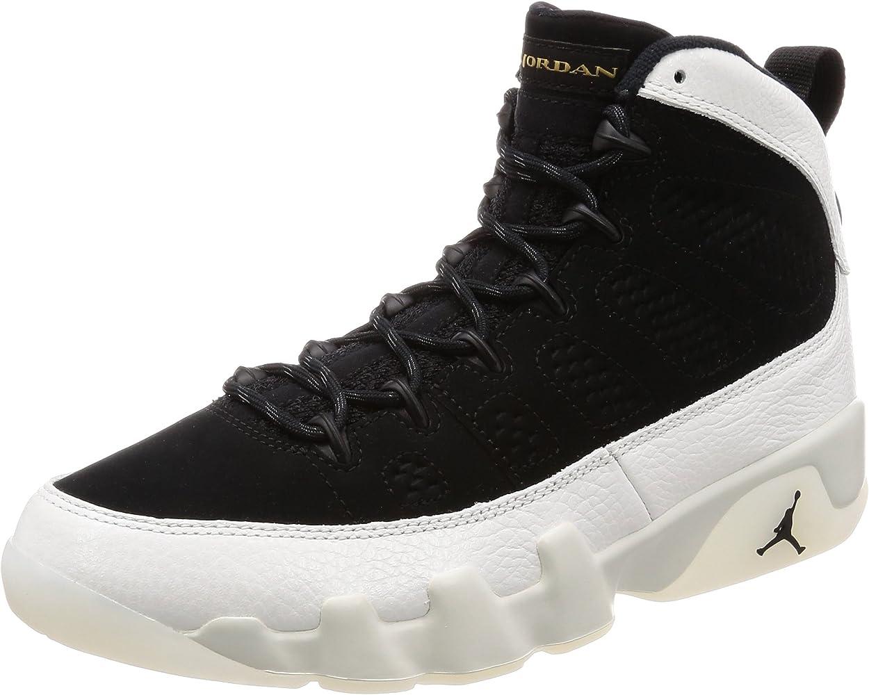 Buy Nike Men's Air Jordan 9 Retro Black