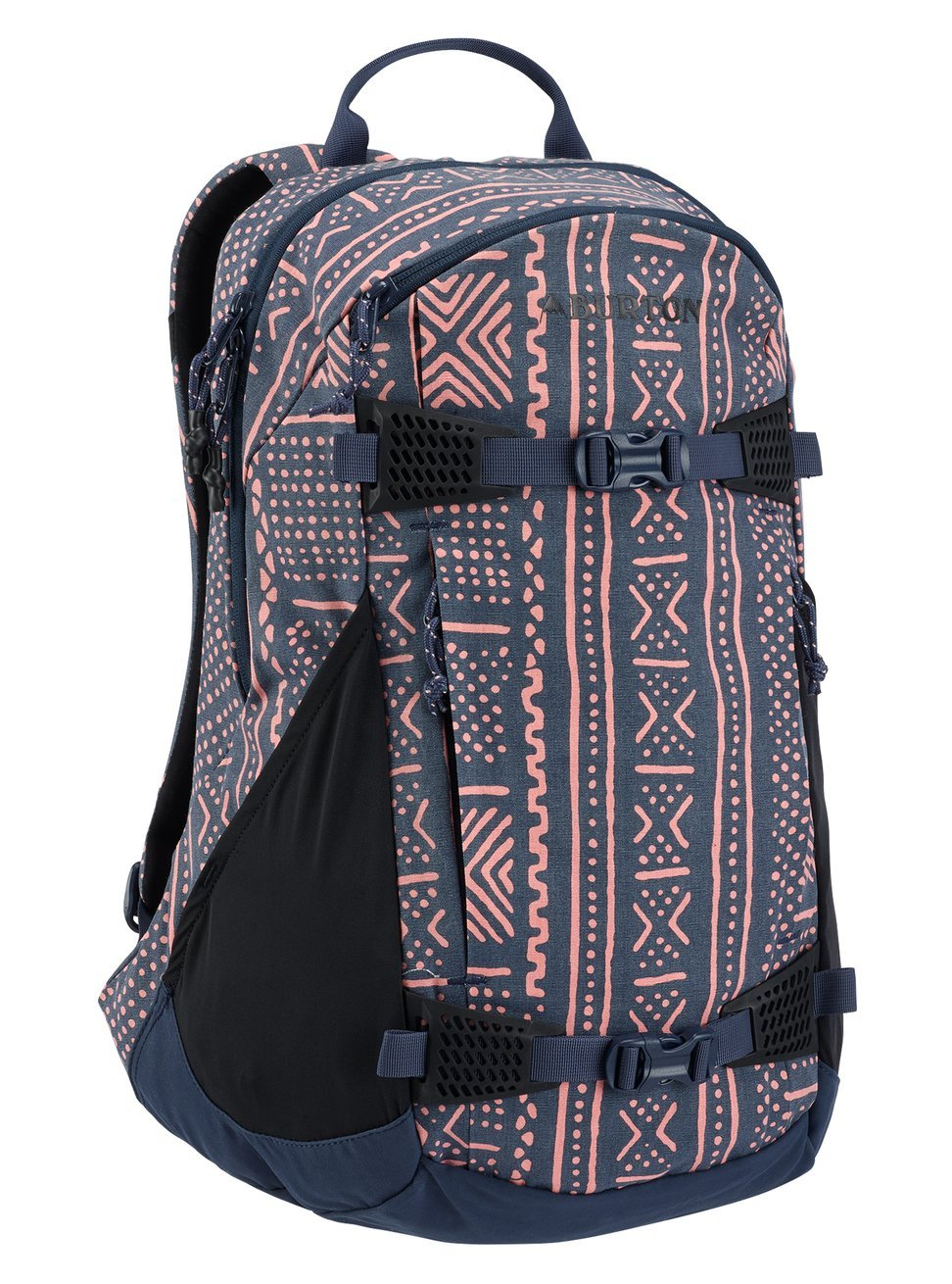 Day Hiker 25L Burton 15291105419 Sac à Dos Femme Mood Indigo Bambara Canvas Taille Unique