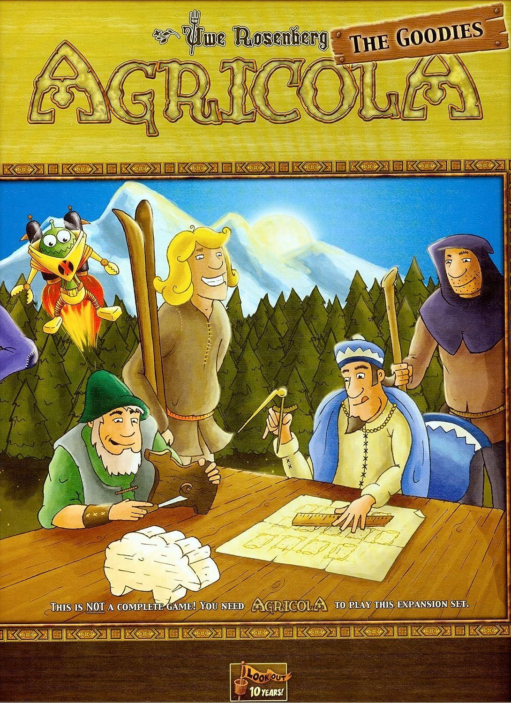 Agricola: The Goodies: Amazon.es: Juguetes y juegos