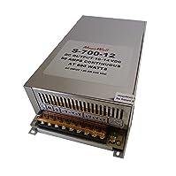 MegaWatt® S-700-12 50 Amp Continuous 10.5 to 14 Volt Ham CB Radio