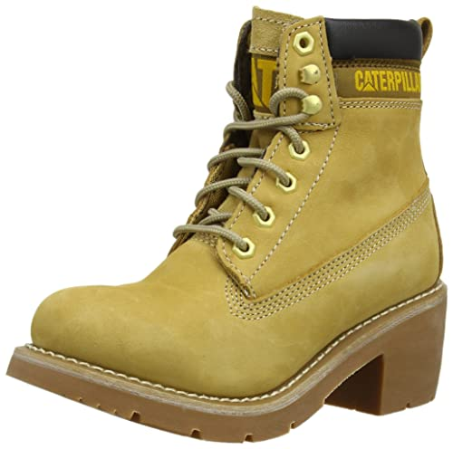 Cat Ottawa - Zapatos para mujer, color yellow (honey reset), talla 38: Amazon.es: Zapatos y complementos