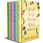 Glass Bead Mystery Series Boxed Set: Books 1-3 Plus Short Story: A Humorous Cozy Mystery Series