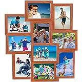 Anladia Juego de 10 marcos de fotos de 12,7 x 8,8 cm