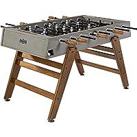 """Hall of Games Kinwood 56"""" Foosball Table, Grey/Tan (FS056Y19033)"""
