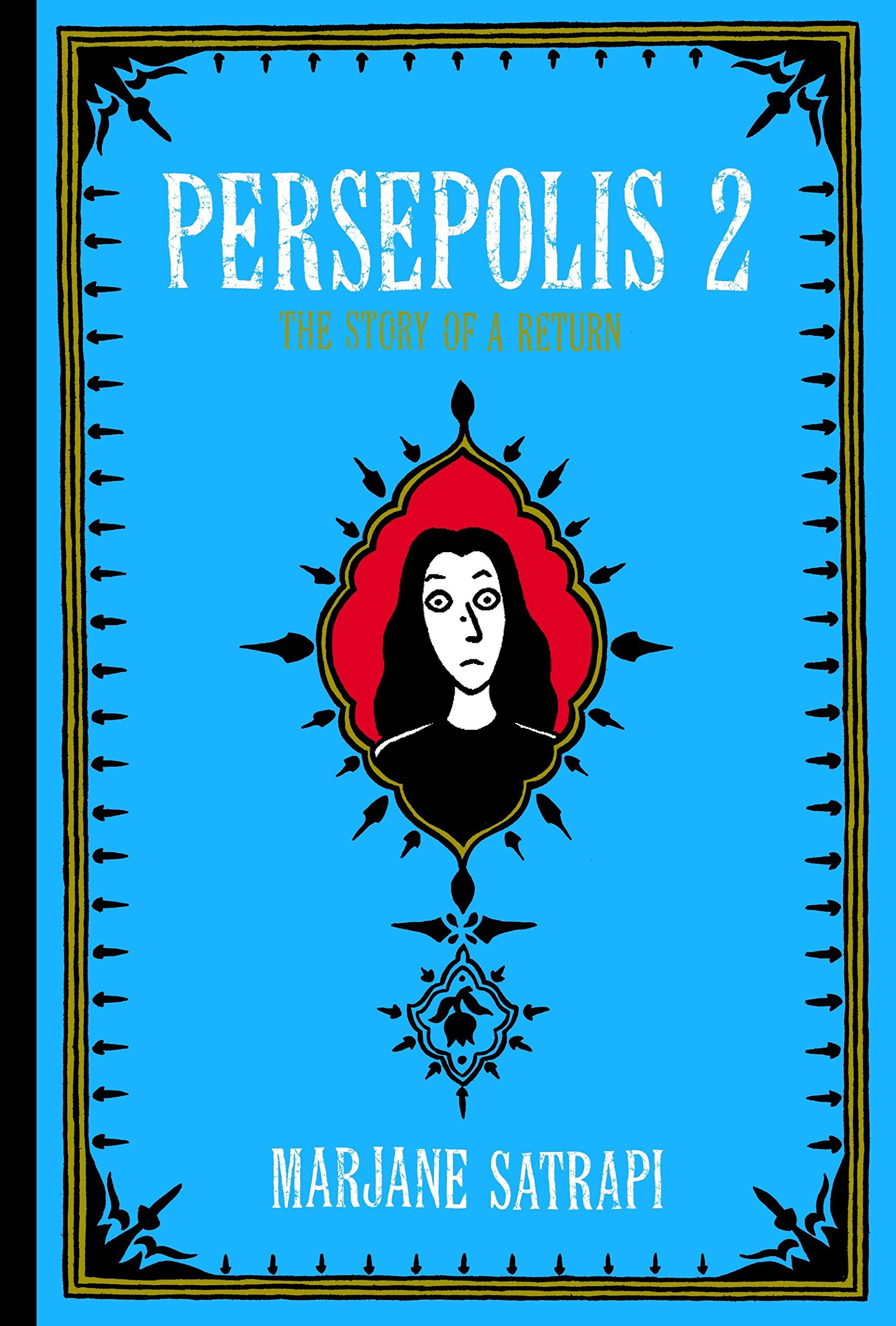 Persepolis 2: The Story of a Return pdf