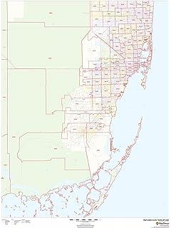 Amazon.com : Broward County, Florida Zip Codes - 48\