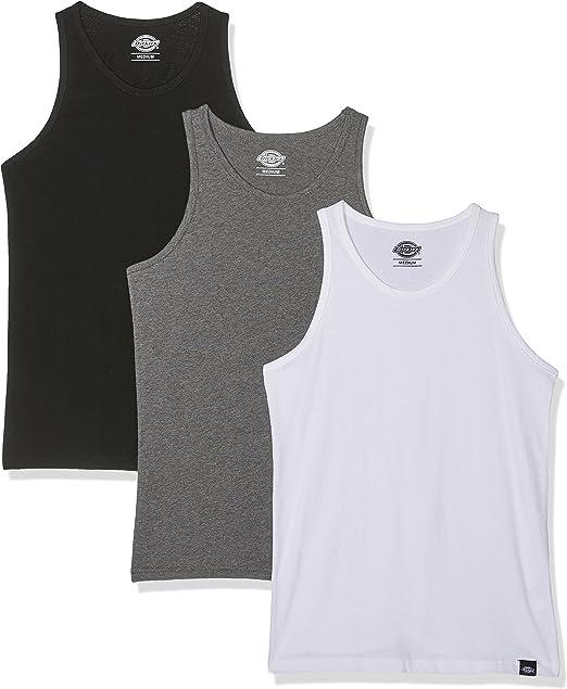 Dickies 06 210292, Camiseta de Tirantes Para Hombre: Amazon.es: Ropa y accesorios