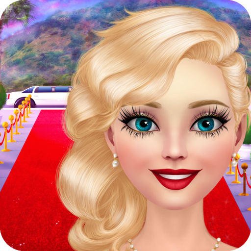 Movie Star Salon (Best Barbie Games For Android)
