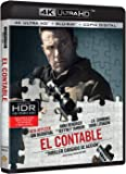 El Contable 4K Ultra HD [Blu-ray]