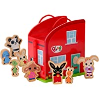 Bing 1076 Wooden Carry Along with Characters