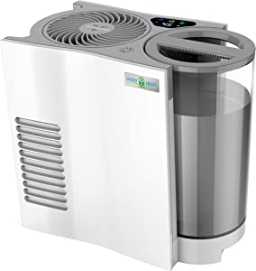 Vornado EVDC300 Energy Smart Evaporative Humidifier with Automatic Shut-off, 1 Gallon Capacity, LED Display